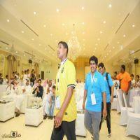 تكريم الفائزين ببطولة كرة القدم ضمن فعاليات أولمبياد إنسان