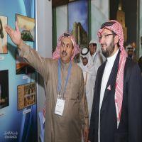 ملتقى الوان السعودية تفتح ابوابها للزوار في اليوم الاول